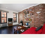 West Village. Perfectly Charming 1 Bedroom on Horatio Street. 