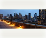 Upper West Side/Lincoln Square. 2 bedroom/2 bath with a Southern Exposure. Stunning Hudson River views!!!