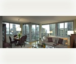 Upper West Side/Linclon Square. Gorgeous 2 bedroom/2 bathroom. Balcony! Great Views of New York Skyline.