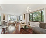 Battery Park City Two Bedroom Two Bathroom with Dining Area