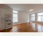 NEW-TO-MARKET: 850sqft One-bedroom with Home Office on Maiden Lane