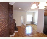 Large Renovated 1 Bedroom, 1 Marble Bathroom in the Upper West Side, Sunken Living Room with Fireplace, Kitchen with Granite Counter tops, Stainless Steel Appliances with Dishwasher, Exposed Brick Walls, Hardwood Floors, Roof Terrace & Storage Area.