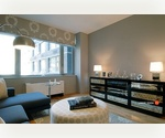 +SUPER SPACIOUS TWO BEDROOM IN COVETED TRIBECA LUXURY LOFT+