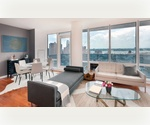 Authentic Clinton/Midtown West/Hells Kitchen Luxury Full-service Building - Corner Unit Lofty One Bedroom One bathroom apartment + Outdoor Space