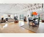 Stunning TriBeCa Loft Condomium in Five Star Luxury Factory Conversion