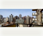 Upper East Side. Beautiful corner 2 bedroom/2 bathroom apartment. Low Fee!