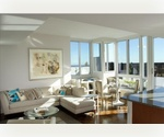 Prime Downtown brooklyn - Tallest Luxury Highrise - One bedroom One bathroom apartment with Manhattan Skylines Views