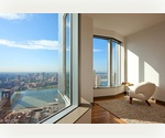 Financial District 2 Bed / 2 Bath. Best Views in Downtown Manhattan, No Broker Fee and 1 Month Free.