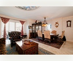Furnished or Unfurnished  Three Bedroom  with Spectacular Central Park View