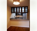Upper West Side. Large renovated one bedroom with dining alcove. Steps from Central Park. $540,000