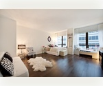 DOWNTOWN*****FIDI****ONE BEDROOM*****FULL SERVICE AMENITIES; FREE BRUNCH EVERY MORNING