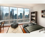 Just Listed. Midtown West. Brand NEW. Two Bedroom. Two Bath. Private Terrace. Chef Kitchen. Washer/Dryer. 