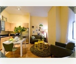 Downtown Manhattan/Financial District. Super luxury - one bedroom, one bath. Perfect layout! Gourmet kitchen. Sleek finishes. Bamboo floors. Abundant closet space. Washer/Dryer. 24/hour concierge. $2,925/month.
