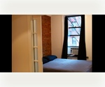 Heart of the East Village Short or Long Term Furnished 1 Bedroom