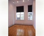 Soho. True 2,200 sq ft. Loft with Outdoor Space on Mercer and Prince.