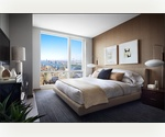 New York City ** New Development Glass Tower Luxury ** Below Market Value ** 100% No Fee!!!  XXL 2 Bed/ 2 Bath Available NOW - $5295/month
