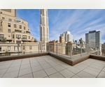 Huge Designer 3BR w Wrap Terrace on High Floor, White Glove w Garage & Gym in Lenox Hill Prime Price Reduced to $14,499/M