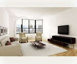 Prime Upper West Side Location~1Br Apartment in a Luxury High Rise Building