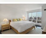 Midtown. Luxury bldg. Converterible two bedroom apartment for sale. Amazing Views from every room.