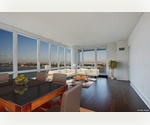 4br/4.5bath in a Brand New Luxury High-Rise Building on Upper West Side