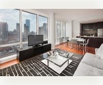 CLINTON-BEST SKY VIEW FROM THIS ONE BEDROOM APARTMENT IN HELLS KITCHEN, CALL EMERY!!!